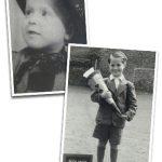 Carlo Weichert als Kind