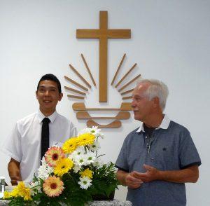 Gottesdienstbegleitung