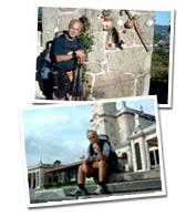 Von Fatima (Portugal) nach Santiago